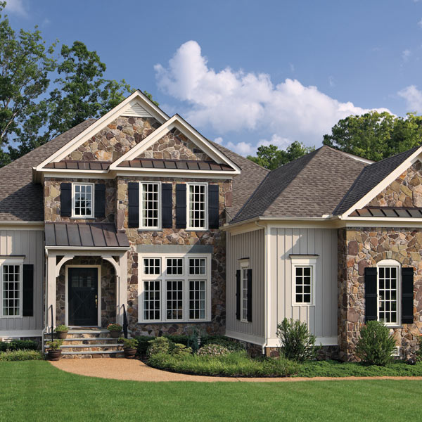 Quality built luxury homes with customizable floor plans.