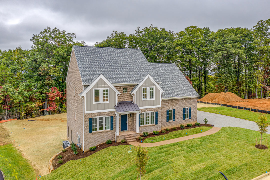 Blakeshire - New luxury home construction in Roanoke, VA