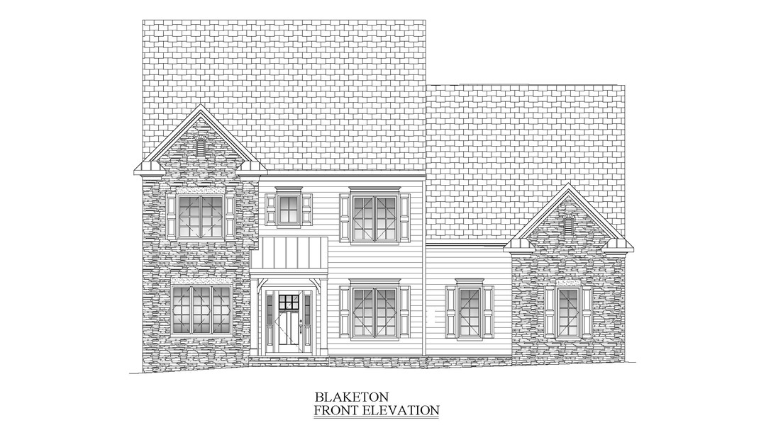 Blaketon - new home in Roanoke VA