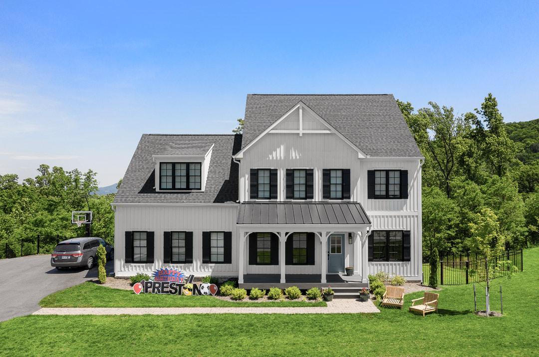 Townmoor - a new home in Roanoke VA