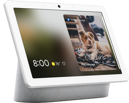 Smart Home with Google Nest